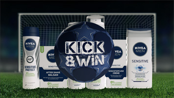NIVEA kick win STILL 355